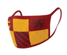 Harry Potter - Harry Potter (Gryffindor) Face mask (2-pack)
