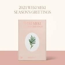 Weki Meki - WEKI MEKI - 2021 SEASON'S GREETINGS