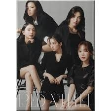 Red velvet - Red Velvet - 2021 SEASON'S GREETINGS + interAsia gift (All member photocard Set)