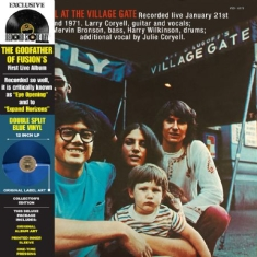 Coryell Larry - At The Village Gate (Light Blue Translucent Vinyl) (Rsd)