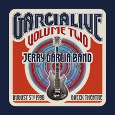 Garcia Jerry Band - Garcialive Volume Two: August 5Th, 1990 Greek Theatre (4Lp) (Rsd)