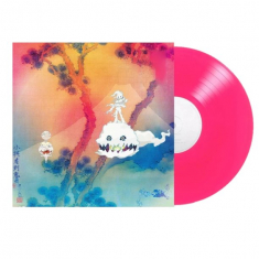 Kids See Ghosts - Kids See Ghosts (X) (Pink Vinyl) (Rsd)