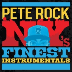 Rock Pete - Ny'S Finest Instrumentals (Rsd)