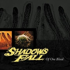 Shadows Fall - Of One Blood (Blood Red Vinyl) (Rsd) 10""