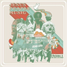 Various artists - End Is At Hand: Jesus People Music  (Vol. 1) (Rsd)