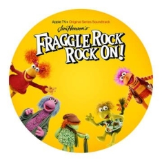 Various artists - Fraggle Rock Rock On (Picture Disc) (Rsd) 10""