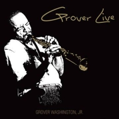 Washington Jr.Grover - Grover Live (Opaque Gold Vinyl/2Lp) (Rsd)