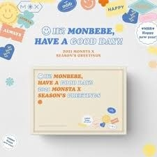 Monsta X - 2021 SEASON'S GREETINGS