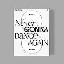Taemin - Vol.3 [Never Gonna Dance Again] (Extended Ver.)