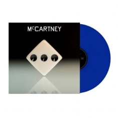Paul McCartney - Mccartney Iii (Ltd Blue Vinyl)