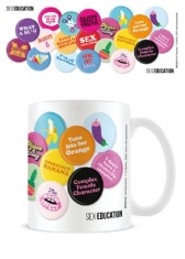 Sex Education - Sex Education (Push my Buttoms) Mug