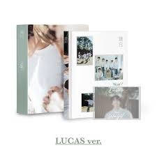 WayV - Photobook LUCAS Version