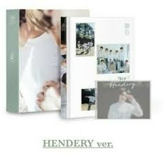 WayV - Photobook HENDERY Version