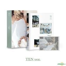 WayV - Photobook TEN Version