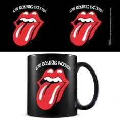 The Rolling Stones - The Rolling Stones (Retro Tongue) Black
