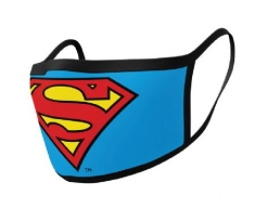 Superman - Superman (Logo) Face mask (2-pack)