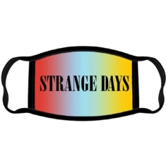 Doors - Doors Face Mask : Stange Days