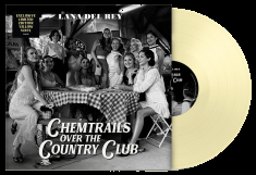 Lana Del Rey - Chemtrails Over The Country Club (Indie-only Yellow Vinyl) US IMPORT