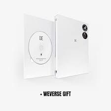 BTS - BTS - BE (Essential Edition) + Weverse Gift