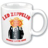 Led Zeppelin - Whole Lotta Love Boxed Mug