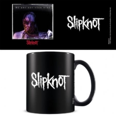Slipknot - Slipknot (We Are Not Your Kind) Black Coffee Mug