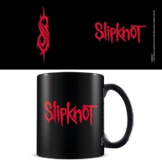 Slipknot - Slipknot (Knot Logo) Black Coffee Mug