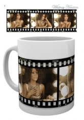 Whitney Houston - Whitney Houston Contact sheet Coffee mug