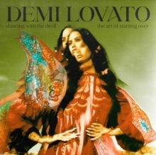 Demi Lovato - The Art of Starting Over...Dancing With the Devil i gruppen CD hos Bengans Skivbutik AB (4087304)