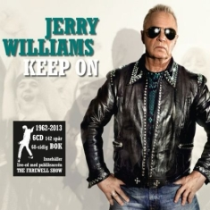 Jerry Williams box - bok + 6 CD