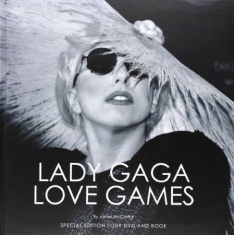 Lady Gaga - Love Games (4Xdvd Book)