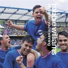 Robbie Williams - Sing When You're Winning Cd+Dv