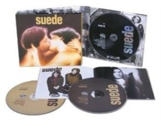 Suede - Suede (2Cd+Dvd)