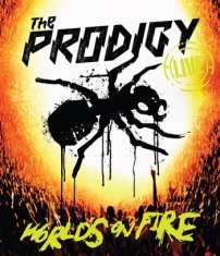 Prodigy The - Live - World's On Fire (Cd+Blu-Ray)