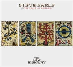 Earle Steve & The Dukes (&Duchesses - Low Highway (Cd+Dvd)