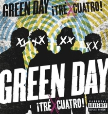 Green Day - ¡tré! / ¡cuatro!