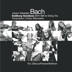 Zilliacus/Persson/Raitinen - Goldberg Variations For String Trio