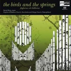 Bach, Vivladi, Messian M.Fl - The Birds And The Springs
