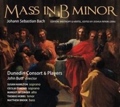 Bach J S - Mass In B Minor Breitkopf & Hartel