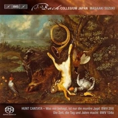Bach - Secular Cantatas Vol 2
