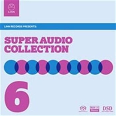 Blandade Artister - The Super Audio Collection Vol 6
