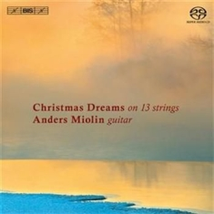 Blandade Artister - Christmas Dreams On 13 Strings (Sac