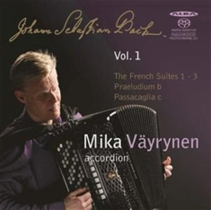 Bach J S - French Suites 1-3