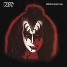 Kiss - Gene Simmons (pic disc)