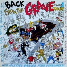 Blandade Artister - Vol.4 - Back From The Grave