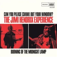 Hendrix Jimi - Can You Please Crawl Out Your Windo