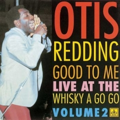 Redding Otis - Good To Me