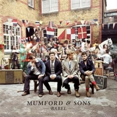 Mumford & Sons - Babel - Vinyl 1Lp
