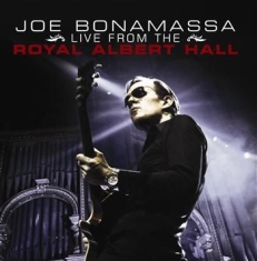 Joe Bonamassa - Live From The Royal Albert Hal
