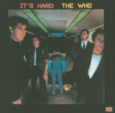 Who - It's Hard [import]