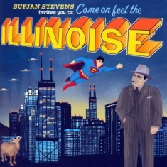 Sufjan Stevens - Illinois (2Lp)
